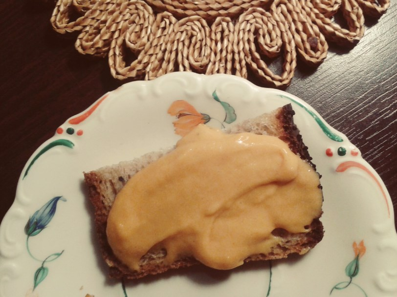 Pomysł na pyszną kolację. Ser bez mleka. Warzywny:)