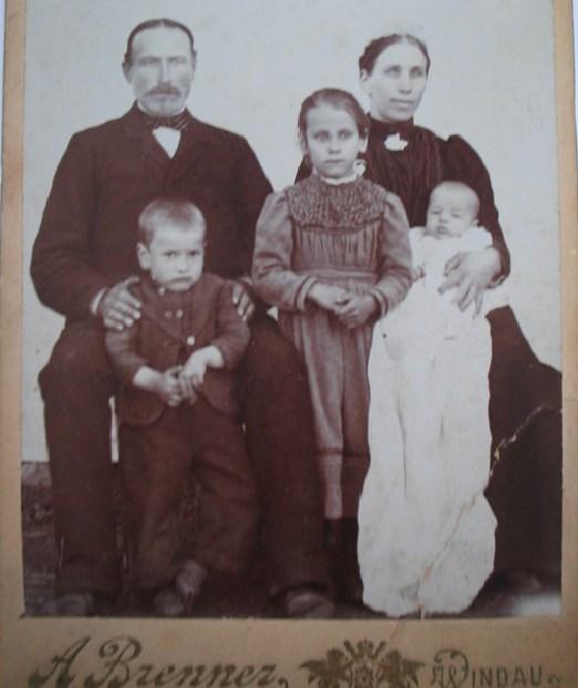 Obraz rodziny...