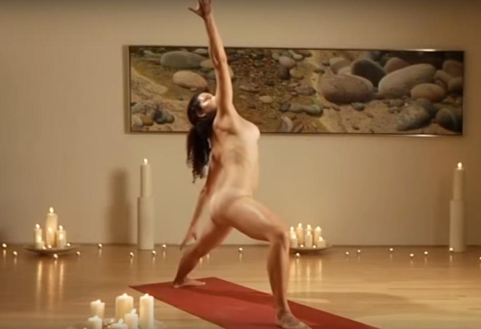 Naga joga - ruch w zgodzie z Naturą...