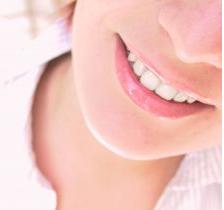 zęby białe