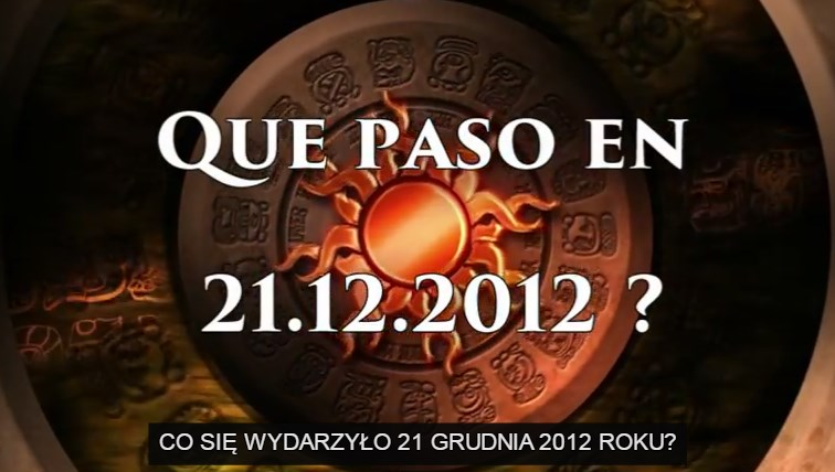 Prawdziwa wersja Przepowiedni Majów. 2012: Brama do Przebudzenia.
