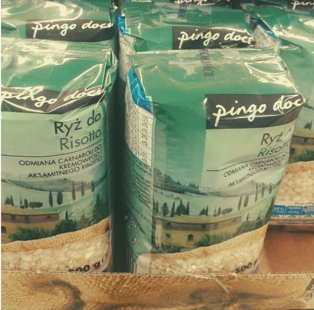 Ryż do risotto. Produkt wart uwagi.