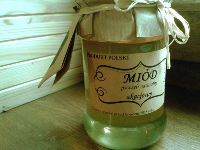 Słodkie zapasy na zimę - miód - łakocie i witaminy:)