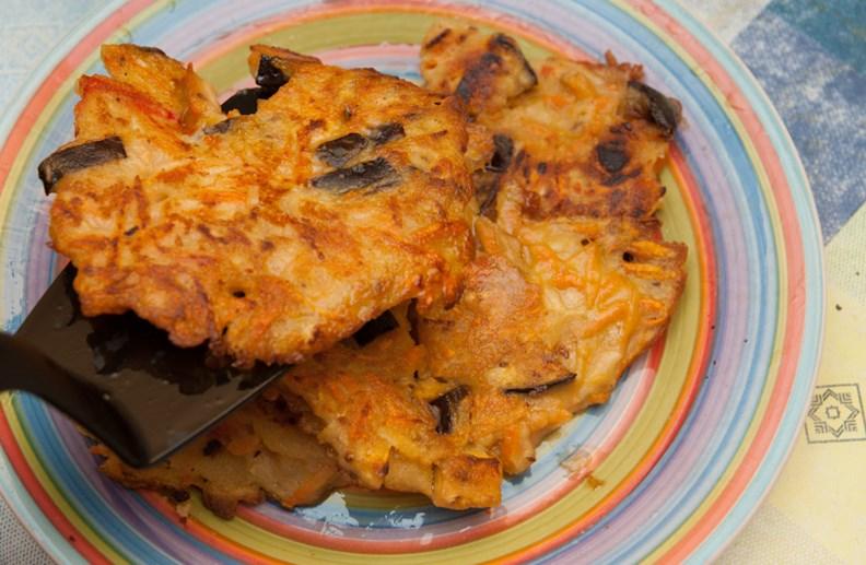 Placki warzywne, wegańskie, bezglutenowe - okazały się hitem!