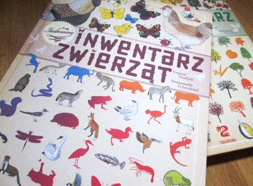 Ilustrowany Inwentarz Zwierząt - książka marzenie!