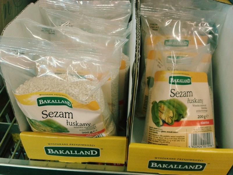 Sezam od Bakalland.