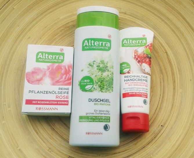 Alterra - sprawdzone eko-kosmetyki.